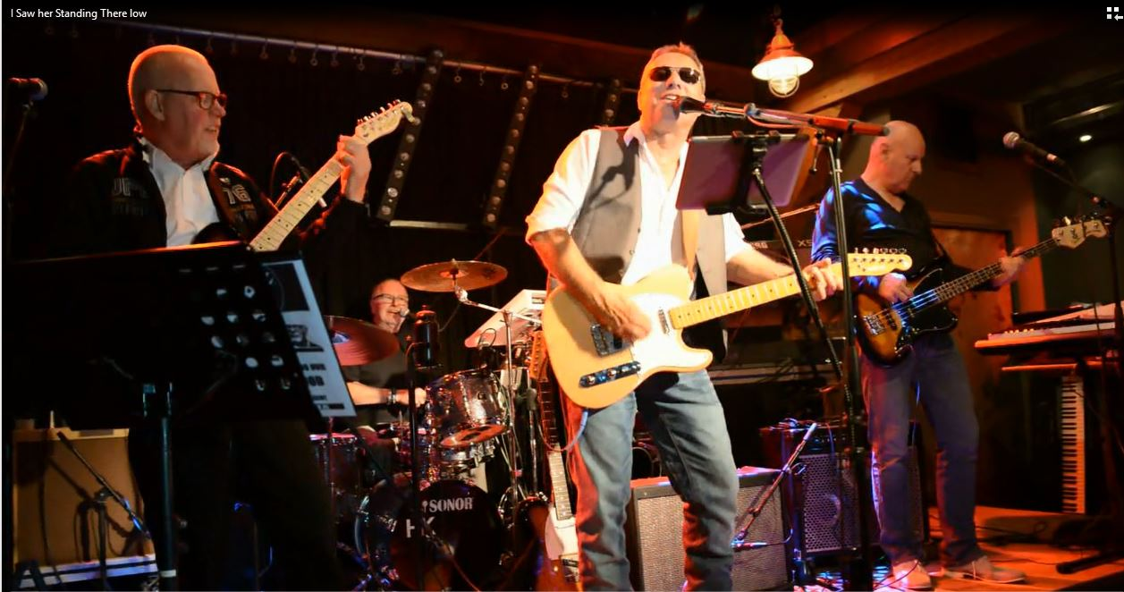 Frok - Classic Rock - 27 september 2015 - Poppodium Het Dolhuis -
