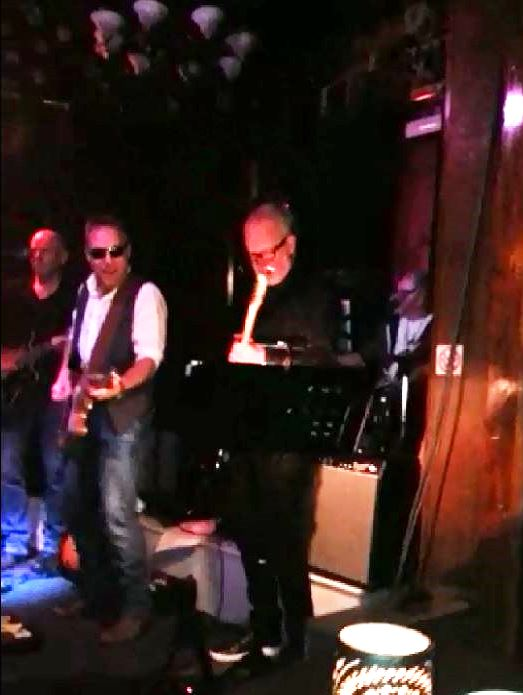 Frok - Classic Rock - 25 oktober 2015 - Café The Mood - Dordrecht
